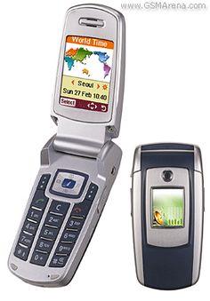 Samsung E700