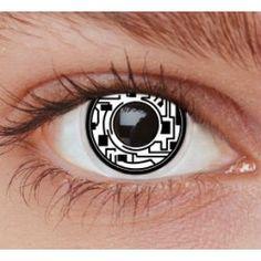 Cyborg - Partylinser