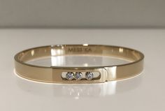 Messika Diamond Move Bracelet