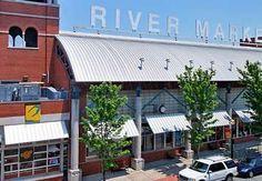 Famous River Market - Little Rock, AR
