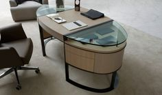 Planum Oval Desk. Just about in love with all that they do