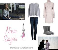 Nina Sayers(Black Swan)