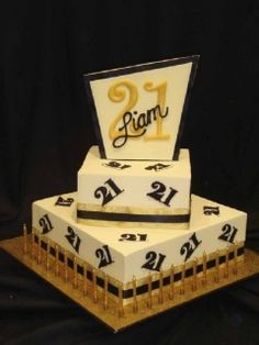 10 Best 21st Birthday Cake For Guys Images