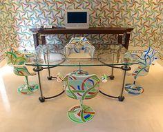 Tulip Armchair Saarinen pour Alberto Pinto  http://www.schiepan.com