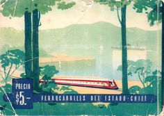 Flecha del Sur. AM 101-102.    Publicado en Guía del Veraneante 1944.