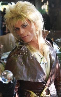Jareth - Labyrinth #2013 #Halloween #cosplay