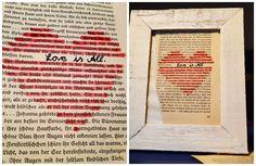 BIY - Collage - Buchseite
