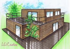 Container House - Fondations - Le blog de Elise fossoux - Who Else Wants Simple Step-By-Step Plans To Design And Build A Container Home From Scratch?