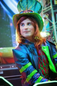 Mad T Party- Ladybug/Smiley Hatter