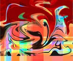 Já fui de preto no branco. Já cai dum mundinho cor-de-rosa. Já descobri que o tudo azul só é feliz em letra de música. Ando que me encarno de vermelho, posto que antes amei anis, púrpuras, turquesas. Hoje caibo bem bem no rubro, seja nos lábios, seja no drama, seja na luta. Ando me atando aos roxos pós-prazer. http://flutu-ando.blogspot.com.br/2011/07/me-da-um-pincel-preu-pintar-o-mundo.html
