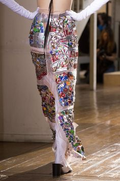 Maison Martin Margiela at Couture Fall 2014 (Details)