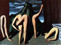 Magritte - Intermission, 1928