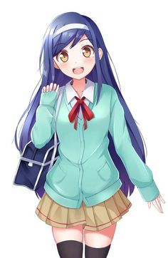 Ready to learn [Bokutachi wa Benkyou ga Dekinai] Chica Anime Manga, Otaku Anime, Manga Girl, Sword Art Online, Cute Girls, Cool Girl, Card Captor, Naruto, Kawaii Anime Girl
