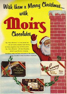#ThrowbackThursday Vintage Christmas Ads