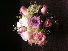 My wedding bouquet :)