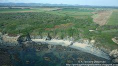 A Terceira Dimensão - Fotografia Aérea: Praia do Cavalo