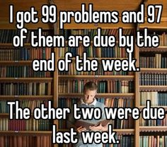 finals humor  ★·.·´¯`·.·★ follow @motivation2study for daily inspiration