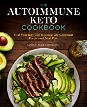 The Autoimmune Keto Cookbook: Heal Your Body with Delicious AIP-Compliant Recipes and Meal Plans Paperback – December 2019 by Karissa Long Meal Prep Cookbook, Cookbook Recipes, Cookbooks For Beginners, Diets For Beginners, Diet Books, Low Calorie Recipes, How To Lose Weight Fast, Ketogenic Diet, Meal Planning