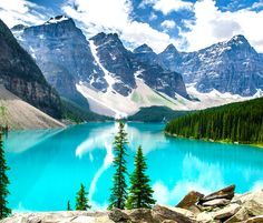 Moraine Lake @ Canada