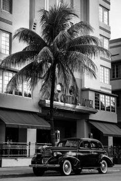 Park Central Hotel Miami Ocean Drive, South Beach, Fine Art Paper, Saatchi Art, Miami, Art Prints, Park, Canvas, Photography