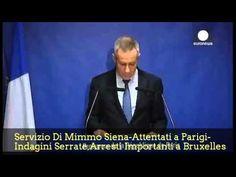 Speciale News Attentati a Parigi-Con Mimmo Siena-15.11.2015