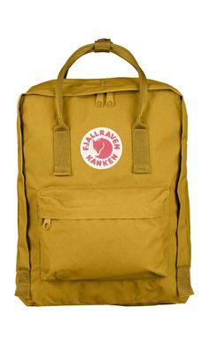 Fjallraven Kånken Classic Backpack Ochre - Fjallraven