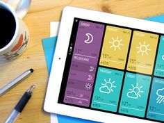 MINIMETEO 1.0 is finally out - Available on iPad only