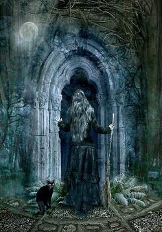 """""""The Magic Door"""" by Angie Latham"""