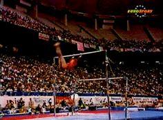 Este único lanzamiento sólo se ha dado D (GIF) «WOGymnastika