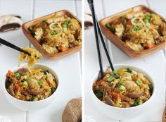 Can't wait to try this!!! Spaghetti Squash Pad Thai from Lexi's Clean Kitchen