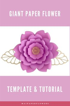 Are you working on some paper flowers diy projects? Try out this paper flower template, it is great for making big paper flower crafts. #paperflowersdiy #paperflowertemplate #paperflowertemplatesvg #flowertemplatesvg #paperflowercricut #paperflowersvg #paperflowerprintable #flowertemplateprintable #paperflowerdiy #paperflowerseasy #paperflowerscraft Easy Paper Flowers, Paper Flower Backdrop, Flower Svg, Flower Crafts, Large Paper Flower Template, Flower Words, Leaf Template, Giant Paper Flowers, Flower Center