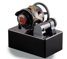 1 RTM Dragon by an watch winder brand- Scatola del Tempo from Italy.