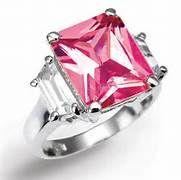 jennifer lopez pink engagement ring - Bing Images