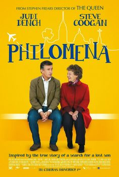 Philomena one of my favorite movies so far this year. Sweet, funny and sad.  Sentimental without being sappy. Provoked a lot of anger at institutions that are judgmental and controlling. 5 jujubes