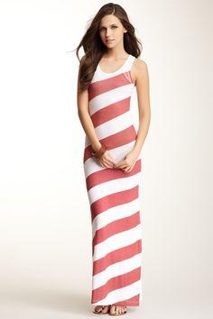 Scoop Neck Sleeveless Print Maxi Dress maxi dresses, sleeveless print, print maxi