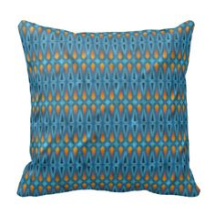 Trendy blue and orange pattern with small orange triangle and blue triangle, that give it an trendy and decorative pattern. You can also Customized it to get a more personally looks.