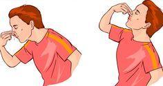 5 Façons d'arrêter instantanément le saignement du nez