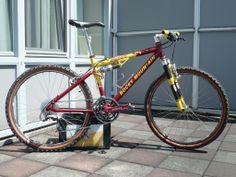 1997 Rocky Mountain Element TO Mt Bike, Bmx Bicycle, Road Bike, Vintage Cycles, Vintage Bikes, Retro Bikes, Mtb, Women's Cycling Jersey, Cycling Jerseys
