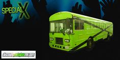 GO GREEN and book your #StPatricksDay weekend #party #bus now! - BOOK AT www.DiscountPartyBus.com