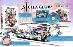 NISA Europe - Stella Glow - Launch Edition (3DS)