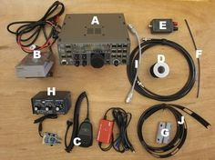 Setting Up a Ham Radio Shack