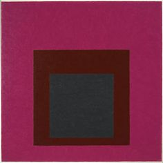 Josef Albers. He was all about creating color harmony through color relationships, and to flip through any survey of his feels like a study of emotion in color.