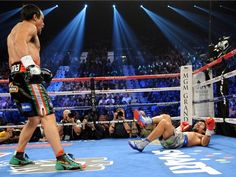 A stunning end to Pacquiao-Marquez fight