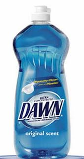 Use Dawn dish soap to get new and old grease stains out of clothes. I have been using this for years and it works great!