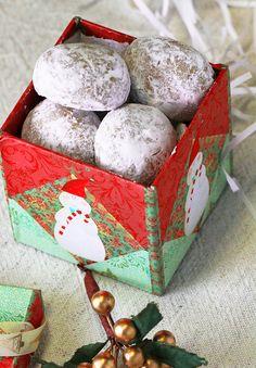 Make in Advance: Pfeffernusse German Spice Christmas Cookies