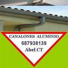 Canalones Aluminio en Murcia 687938139