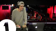 Lost Frequencies & The Voice Flanders candidats Mikaël Ophoff & Emma Lauwers/Lea Rue cover OneRepublic's Counting Stars (Live Lounge)