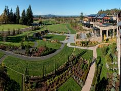Editor's Pick 2010, Reader's Choice 2012, Gold List 2013:   Allison Inn & Spa, Newberg, Willamette Valley: Oregon Resorts : Condé Nast Traveler