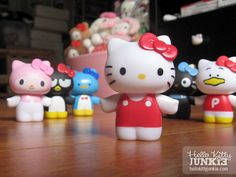 I am well aware that I am wayyyy too old for hello kitty. And guess what? I don't care.