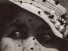 Max Burchartz. Grete's Eyes. 1928.